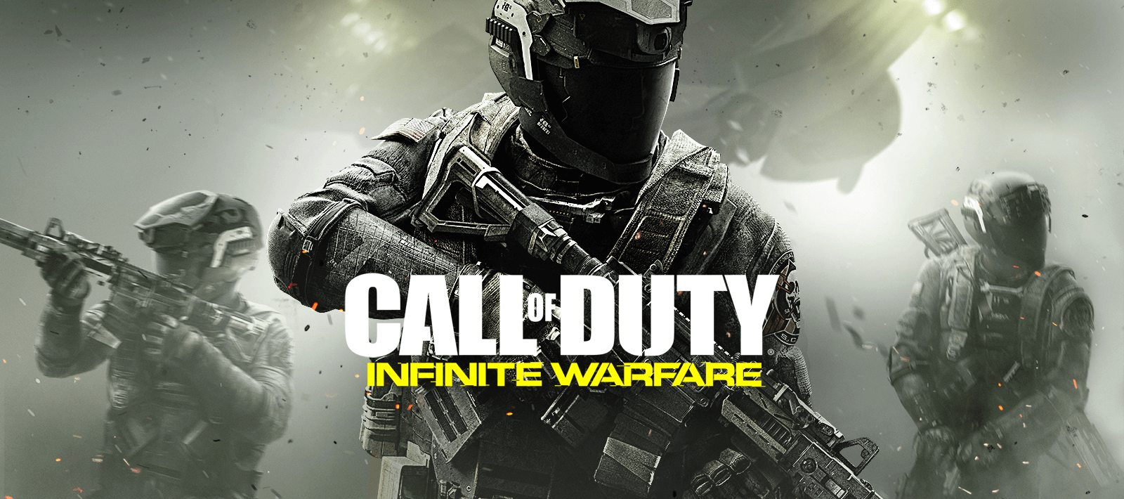 Call of Duty Infinite Warfare Banner