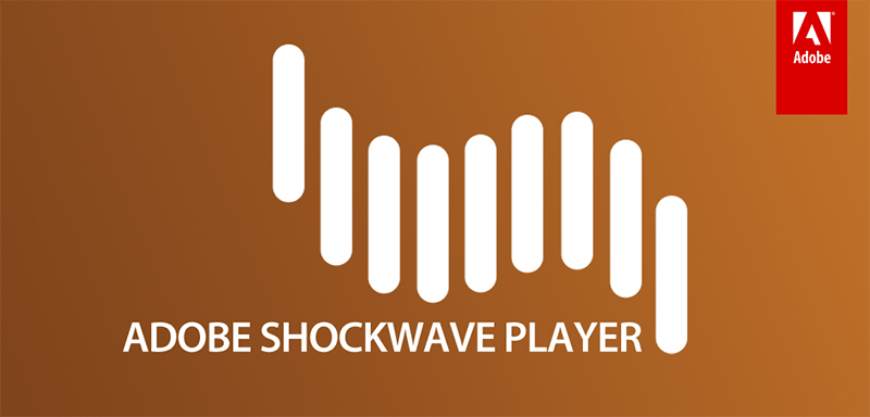 Adobe Shockwave Player Banner - بنر ادوبی شاک ویو پلیر