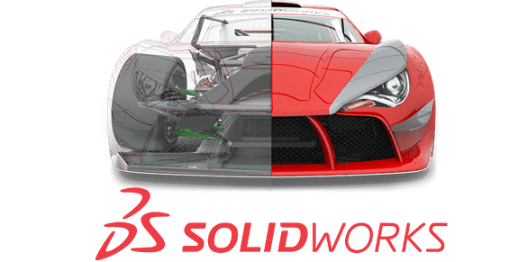 DS SOLIDWORKS Banner - بنر سالیدورکس