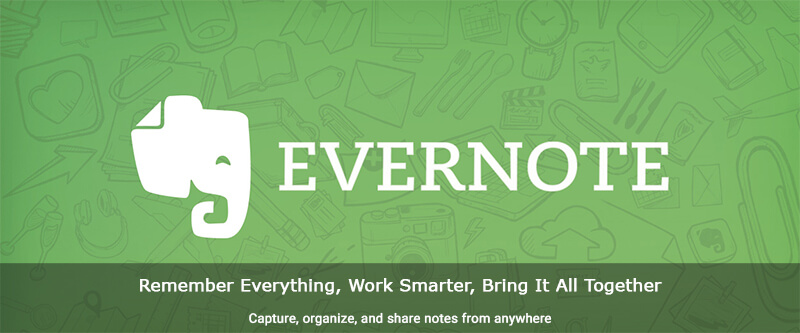 Evernote Banner - بنر اورنوت