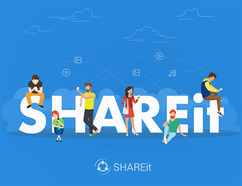 SHAREit Android Banner