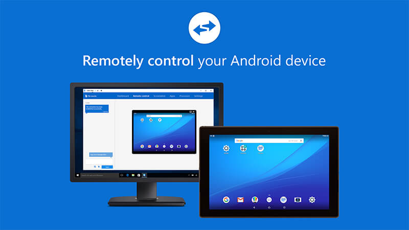 TeamViewer Android Banner - fkv