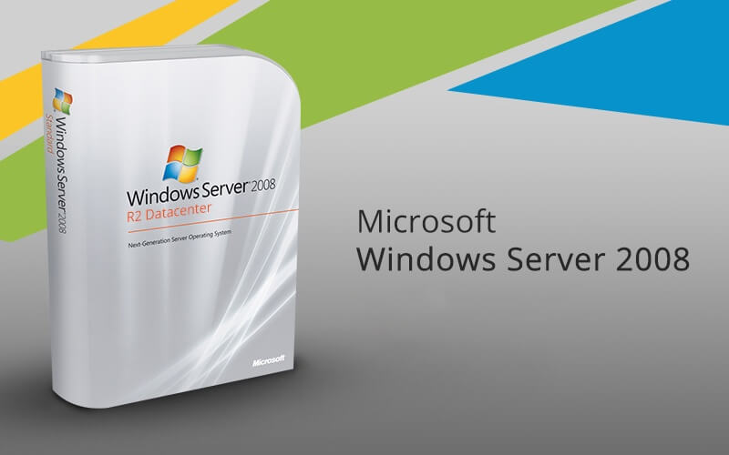 Windows Server 2008 Banner - بنر ویندوز سرور 2008