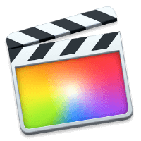 Apple Final Cut Logo
