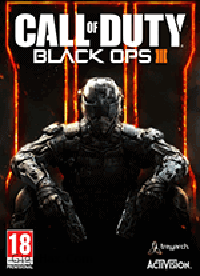 Call of Duty Black Ops 3 Cover - کاور ندای وظیفه بلک آپس 3