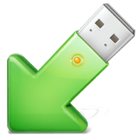 USB Safely Remove Logo - لوگوی نرم‌افزار USB Safely Remove Logo