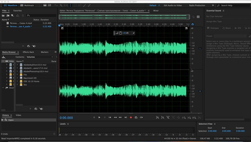 Adobe Audition 3 Mac Free Download
